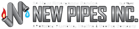 Plumbing Services, HVAC Contractor - New Pipe Inc.