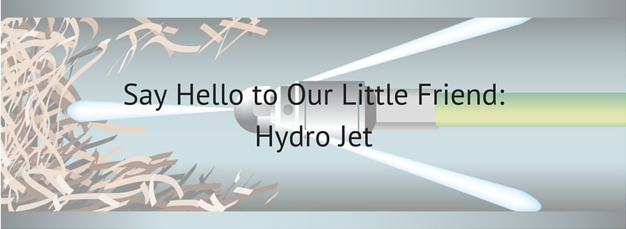 Hydro jet Plumbing