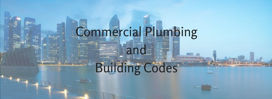 Commercial Plumbing and Building Codes