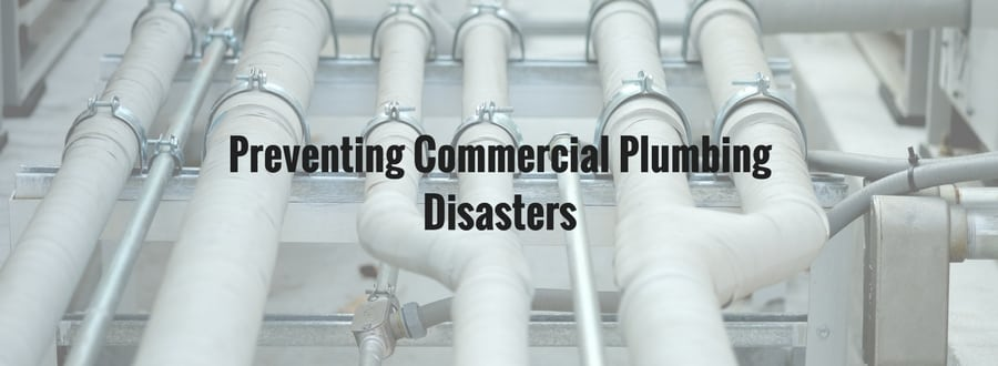 Commercial Plumbing Disasters